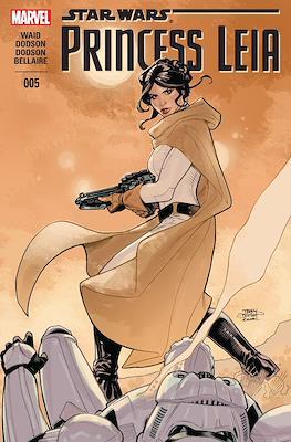 Princess Leia. Star Wars (Digital) #5