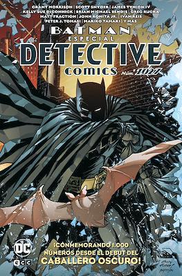 Barman: Especial Detective Cómics 1027