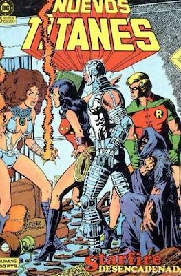 Nuevos Titanes Vol. 1 (1984-1988) (Grapa 40 pp) #16