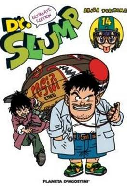 Dr. Slump (Rústica con sobrecubierta) #14