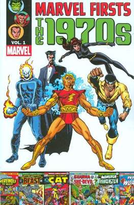 Marvel Firsts: The 1970s (Paperback) #1