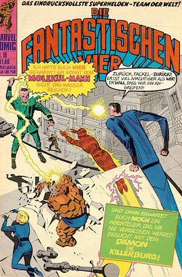 Die Fantastischen Vier (Heften) #18