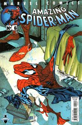 Amazing Spiderman (Grapa) #6