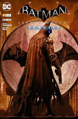 Batman: Arkham Knight. Génesis (Grapa 24 pp) #6