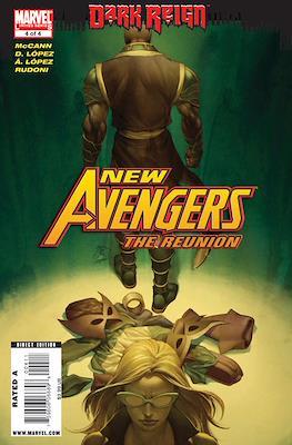 New Avengers: The Reunion (2009) (Comic-Book) #4