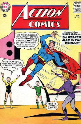 Action Comics Vol. 1 (1938-2011; 2016-) (Comic Book) #321