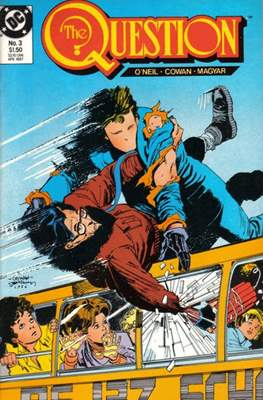 The Question Vol. 1 (Comic-book.) #3
