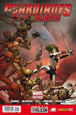 Guardianes de la Galaxia (2013-) (Grapa) #2