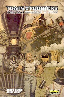 Transformers evolutions. Corazones de acero