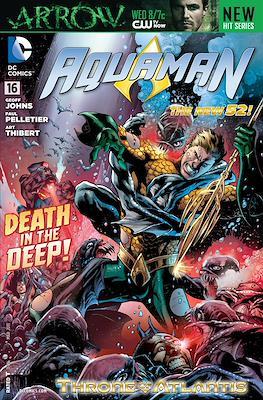 Aquaman Vol. 7 (2011-2016) (Comic-book) #16