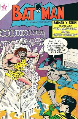 Batman (Grapa) #104