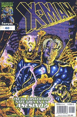 X-Man Vol. 2 (1996-2000) (Grapa 24 pp) #40