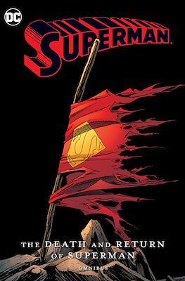 Superman: The Death and Return of Superman - Omnibus