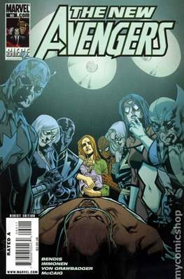 The New Avengers Vol. 1 (2005-2010) (Comic-Book) #60