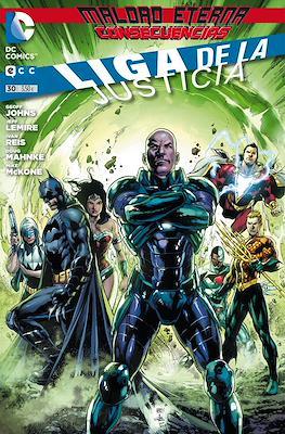 Liga de la Justicia. Nuevo Universo DC / Renacimiento (Grapa) #30