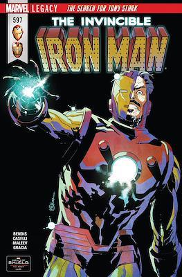 Invincible Iron Man Vol. 4 (Digital) #597