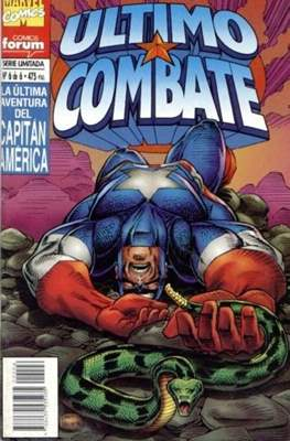 Capitán América: Último combate (1995) (Grapa 48 pp) #6