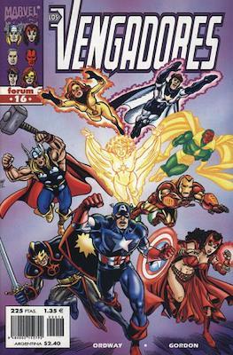 Los Vengadores Vol. 3 (1998-2005) (Grapa 24 pp) #16