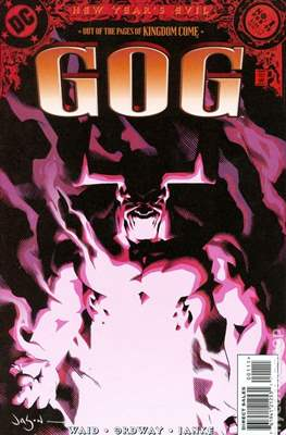 New Year's Evil: Gog