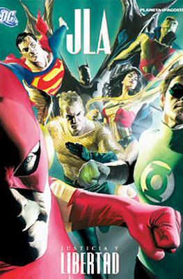 JLA: Justicia y libertad