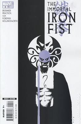 The Immortal Iron Fist (2007-2009) (Comic Book) #4