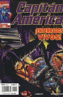 Capitán América Vol. 4 (1998-2000) (Grapa 28 pp) #10