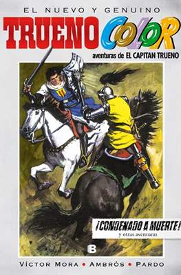 Trueno Color (Cartoné,  112 pp) #10