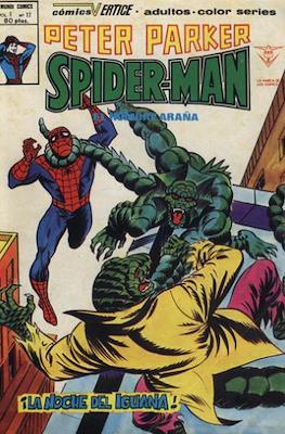 Peter Parker Spiderman Vol. 1 (1978-1980) (Grapa 36 pp) #17