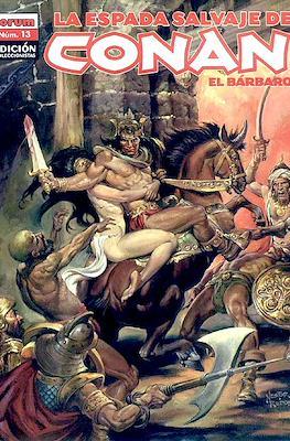 La Espada Salvaje de Conan el Bárbaro. Edición coleccionistas (Rústica. 64 páginas. B/N. (2005-2008).) #13