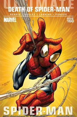 Ultimate Spider-Man (2000-2009; 2011) (Comic-Book) #160