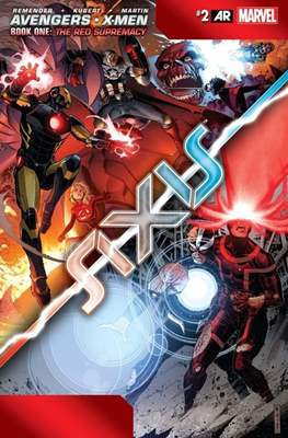 Avengers & X-Men: Axis (Comic-book) #2