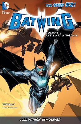 Batwing Vol. 1 (2011) (Trade Paperback) #1
