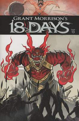 Grant Morrison's 18 Days (Comic Book) #13