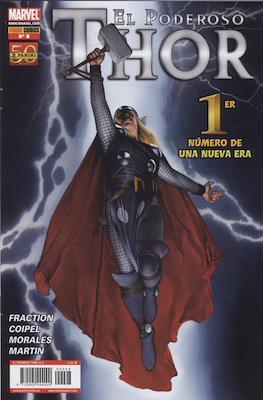 Thor / El Poderoso Thor / Thor - Dios del Trueno / Thor - Diosa del Trueno / El Indigno Thor (2011-) #8