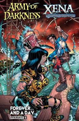 Army Of Darkness/Xena: Forever…And A Day #3