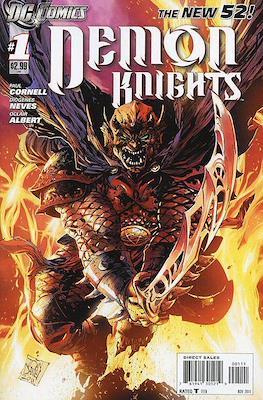Demon Knights (2011-2013) (Digital) #1