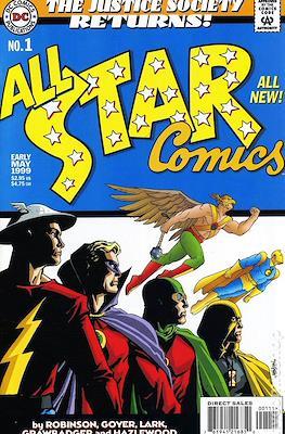 The Justice Society Returns: All-Star Comics Vol 1