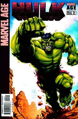 Marvel Age: Hulk Vol. 1 (Comic Book) #2