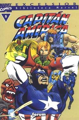 Biblioteca Marvel: Capitán América (1999-2000) #5