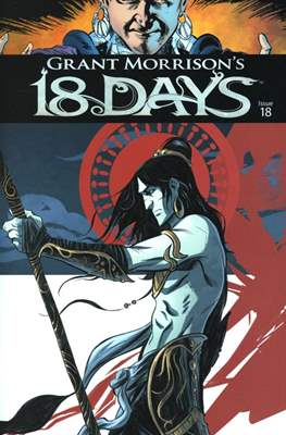 Grant Morrison's 18 Days (Comic-book) #18