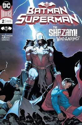 Batman / Superman Vol. 2 (2019 -) (Comic Book) #2