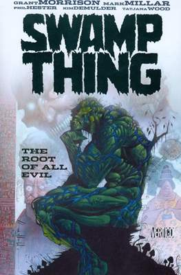 Swamp Thing by Mark Millar