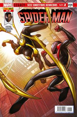 Spider-Man (2016-) (Grapa) #23