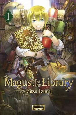 Magus of the Library (Rústica) #1