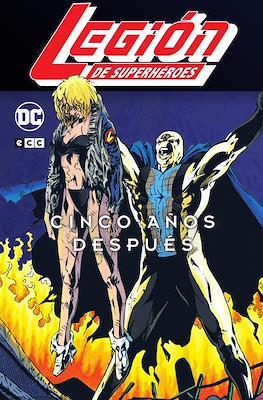 Legion de Superhéroes: Cinco Años Después (Cartoné 368-424-384 pp) #3