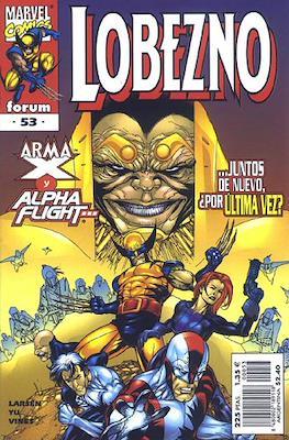 Lobezno vol. 2 (1996-2003) (Grapa) #53
