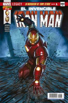 El Invencible Iron Man Vol. 2 (2011-) (Grapa - Rústica) #87