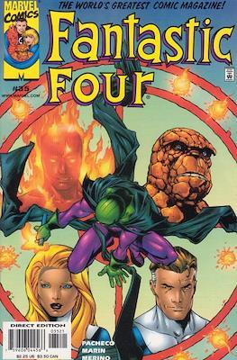Fantastic Four Vol. 3 (Comic Book) #35
