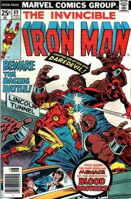 Iron Man Vol. 1 (1968-1996) #89