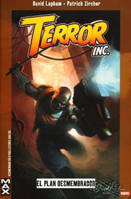 Terror Inc.: El Plan Desmembrador